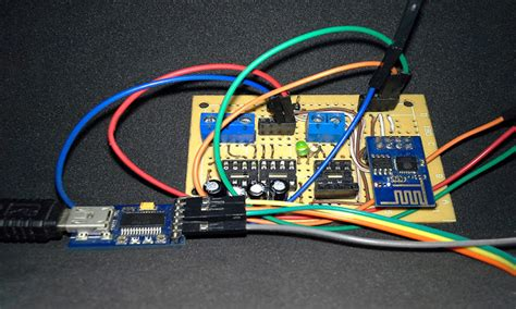 ESP8266 - 01 Slave Modbus TCP IP (Ethernet) for industrial