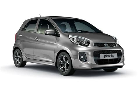 2015 Picanto To Offer Red, Yellow And Brown Colors | Kia