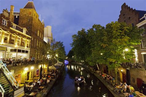 In pictures: City life in Holland | HELLO!