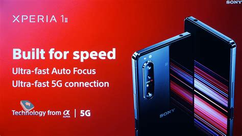 Sony Xperia 1 II price in India 2020 from ₹26'189 & full