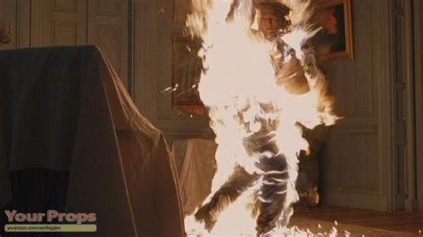 Interview With the Vampire Original Lestat Fire Stunt Mask