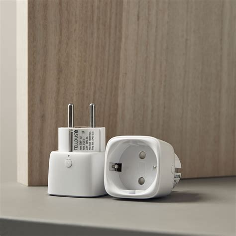 Starter package Z-Wave with energy measuring outlets   Telldus