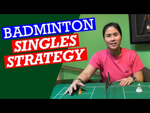 Badminton singles tactics to start win matches (Right now!!!)