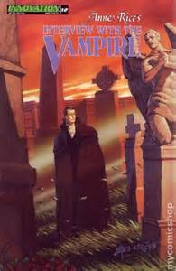 Interview with the Vampire (1991) comic books