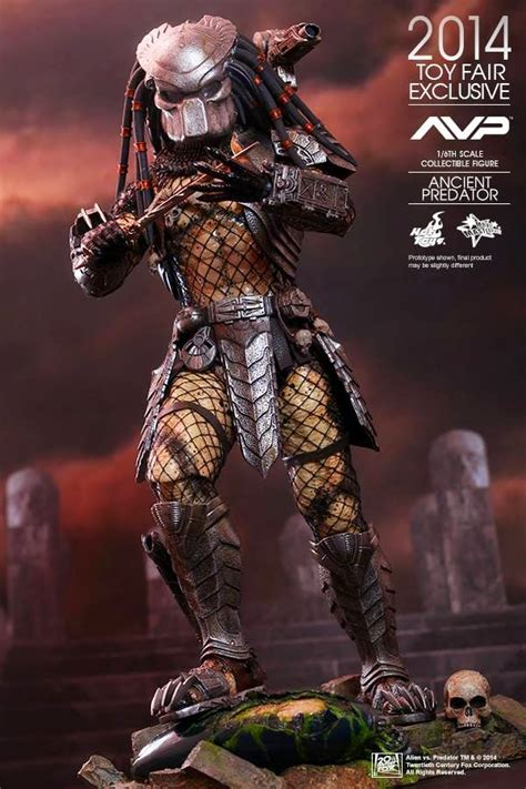 The Epic Review: Check it out: Hot Toys Toy Fair Exclusive