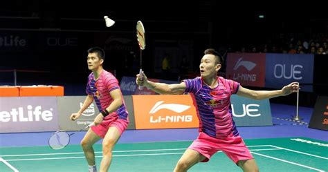 Badminton Doubles - Attacking Rotation