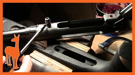 How to Pillar Bed a Savage Axis to a Boyds Pro Varmint