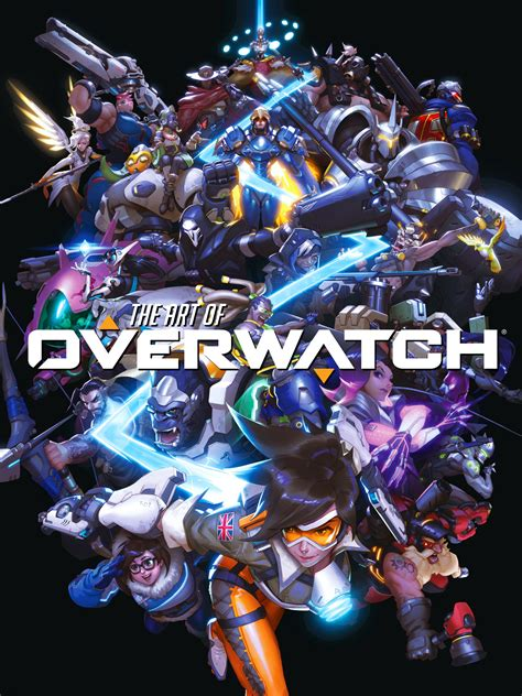 , The Art of Overwatch, by Blizzard Entertainment