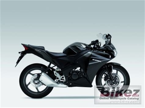 2012 Honda CBR125R specifications and pictures