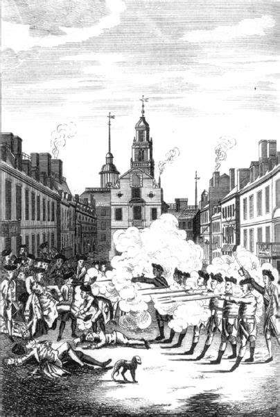 Causes of the American Revolution – Legends of America
