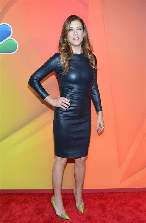 Kate Walsh in Leather dress -03   GotCeleb