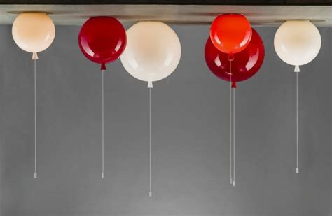 Unique Ceiling and Wall Lights in Balloon Shape – Memory