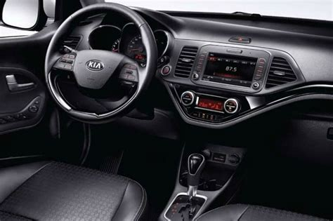 Official Images Of The 2015 Kia Morning 1,0L Turbo | Kia