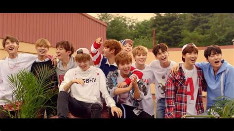 WANNA ONE Energetic Debut MV Is Finally Out - Kimchislap