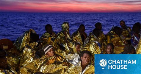 Refugees and Migration   Chatham House – International